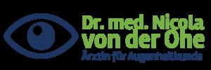 Dr. med. Nicola von der Ohe - Fachärztin für Augenheilkunde